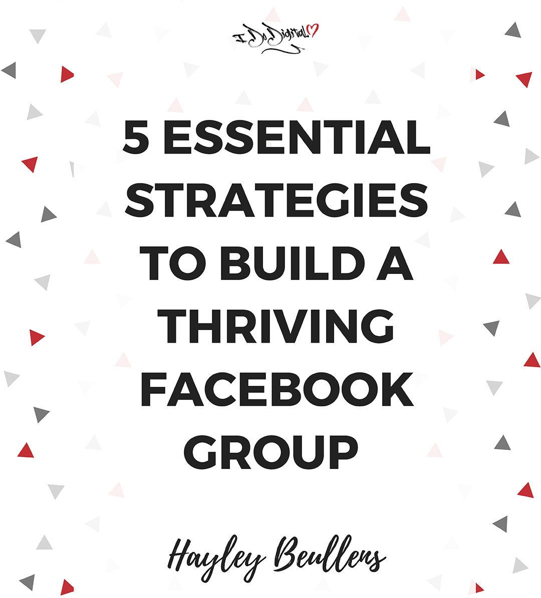how to build a facebook group